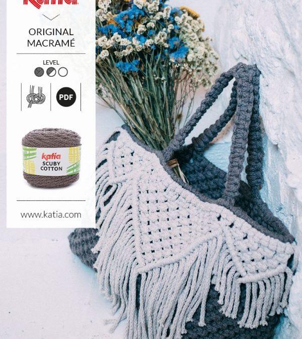 Guía Básica de Nudos de Macramé para crear 10 proyectos de decoración y accesorios de moda