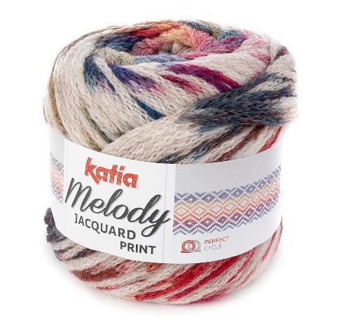 Melody Jacquard Print